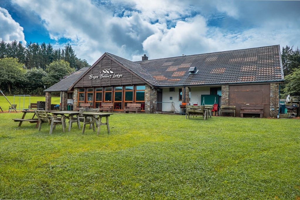 The Lodge at Bryn Bettws